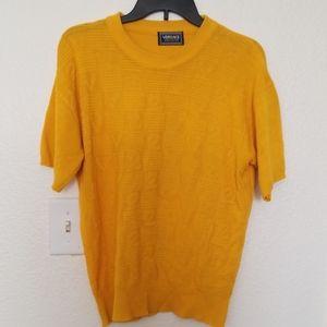 Versace yellow sweater